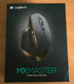 Reviewing the Logitech MX Master - Pilky me