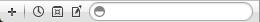 Xcode's new filter bar