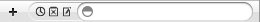Xcode's old filter bar